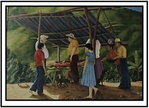 Carnicería en Copán