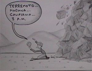 Pronosticador de terremotos